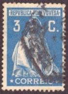 """Portugal 1926 - """" Ceres """" 3c - 1910-... République"""