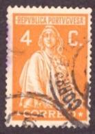 """Portugal 1926 - """" Ceres """" 4c - 1910-... République"""