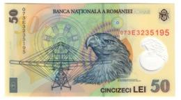 Romania 50 Lei 2007 UNC .PL. - Romania