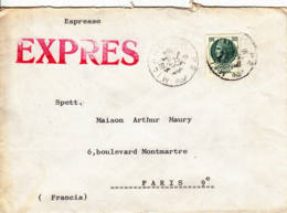 ITALIE -1975 - Lettre Par EXPRES Pour La France - 6. 1946-.. Republic