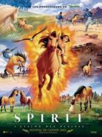 AFFICHE DE CINEMA SPIRIT - Afiches