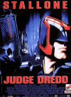 AFFICHE DE CINEMA JUDGE DREDD - Afiches
