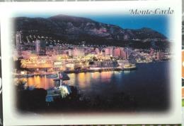 Monte Carlo - Crepuscule Sur Monte Carlo - Monte-Carlo