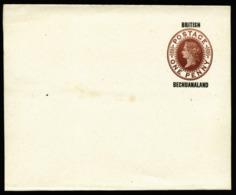 A6306) UK British Bechuanaland Wrapper Unused - 1885-1895 Kronenkolonie
