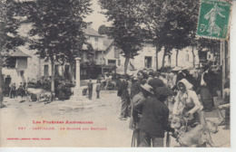 Pyrénées Ariégeoises - CASTILLON - Marché Aux Bestiaux - Frankreich