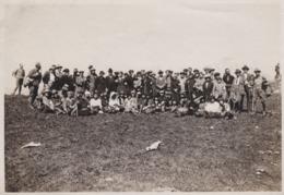 FOTOGRAFIA  D' EPOCA - CANZO (COMO) II MARCIA ALPINA ORGANIZZATO DALL U.O.E.I. - GIRO DEI CORNI DI CANZO - 1922 - Como