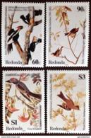 REDONDA, Audubon,birds,vogels,vögel,oiseaux,pajaros,uccelli,aves, Série 1. MNH, ** - Oiseaux