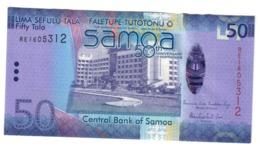 Samoa 50 Tala 2012 UNC .PL. - Samoa