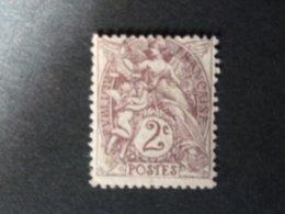 N°108 Neuf Recto-verso - 1900-29 Blanc
