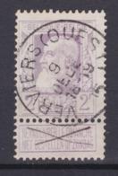 N° 80 VERVIERS OUEST - 1905 Breiter Bart