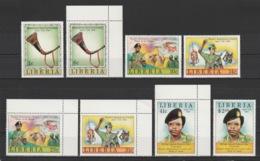 Liberia - 1981 - ( Establishment Of New Government Under The People's Redemption Council ) - Complete Set - MNH** - Liberia