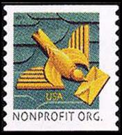 Etats-Unis / United States (Scott No.4495 - Art Deco  Bird) (o) - Etats-Unis