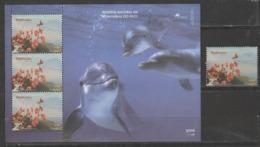 Açores Europa 1999 N° 460 Et BF 119 ** Reserves Et Parcs - Europa-CEPT