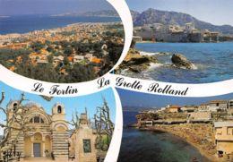 Marseille (13) - Le Fortin - La Grotte Rolland - Multivues - Marseille