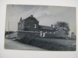 Ancien Carte Postale De Bas-oha  Maison  Communale - Andere