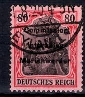 Marienwerder Michel N° 19 Oblitéré. Signé Calves. B/TB. A Saisir! - Germany
