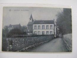 Ancien Carte Postale De Bas-oha  Rue  Du  Centre - Andere