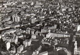 CP 38 Isère Grenoble Vue Panoramique Aérienne Générale - Grenoble