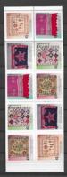 1993 MNH Canada Mi 1350-54 Booklet - 1952-.... Elizabeth II