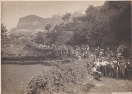 FOTOGRAFIA  D' EPOCA - COMO - CONCA DICREZZO - VALPRONA - ANNO. 1932 - Como