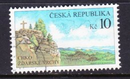 REPUBLICA CHECA, USED STAMP, OBLITRERÉ, SELLO USADO, - Tschechische Republik