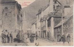 SENTEIN ( Ariège ) - La Grande Rue - Autres Communes