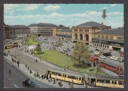 71969/ HANNOVER, Ernst-August-Platz Und Hauptbahnhof - Hannover
