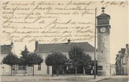 D78 - FRENEUSE - PLACE JULIE GUENARD - Epicerie - Boulangerie - Femmes Et Enfants Devant L'épicerie - Freneuse