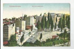 Turquie Constantinople Mur - Turkey