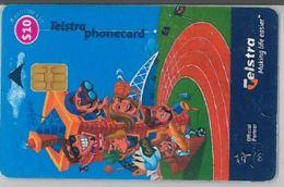 PHONE CARD-AUSTRALIA (E47.34.1 - Australia