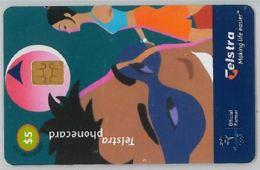 PHONE CARD-AUSTRALIA (E47.35.1 - Australia