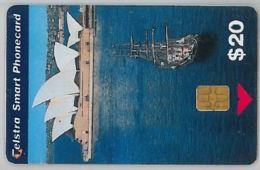 PHONE CARD-AUSTRALIA (E47.35.2 - Australia
