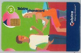 PHONE CARD-AUSTRALIA (E47.36.2 - Australia