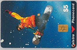 PHONE CARD-AUSTRALIA (E47.36.3 - Australia