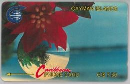PHONE CARD-CAYMAN ISLAND (E47.27.2 - Iles Cayman