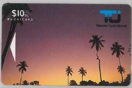 PHONE CARD-COOK ISLAND (E47.25.6 - Isole Cook