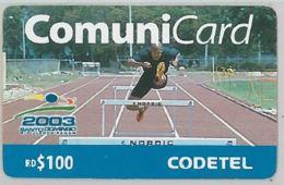 PHONE CARD-DOMINICANA (E47.47.1 - Dominicaanse Republiek