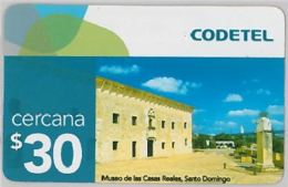 PHONE CARD-DOMINICANA (E47.47.3 - Dominicaanse Republiek