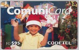PHONE CARD-DOMINICANA (E47.47.5 - Dominicaanse Republiek