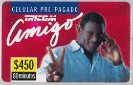 PHONE CARD-DOMINICANA (E47.48.5 - Dominicaanse Republiek