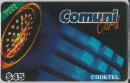 PHONE CARD-DOMINICANA (E47.48.8 - Dominicaanse Republiek