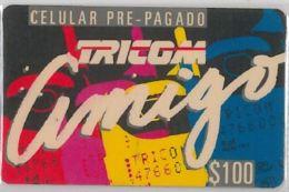PHONE CARD-DOMINICANA (E47.49.1 - Dominicaanse Republiek