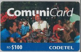 PHONE CARD-DOMINICANA (E47.49.4 - Dominicaanse Republiek