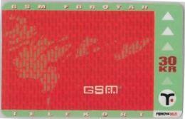 PHONE CARD-FAR OER (E47.28.7 - Féroé (Iles)