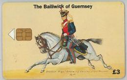 PHONE CARD-GUERNSEY (E47.30.1 - Regno Unito