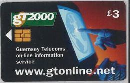 PHONE CARD-GUERNSEY (E47.30.6 - Regno Unito