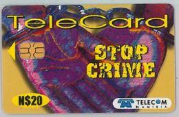 PHONE CARD-NAMIBIA (E47.31.1 - Namibie