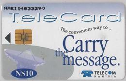 PHONE CARD-NAMIBIA (E47.31.4 - Namibie