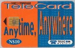 PHONE CARD-NAMIBIA (E47.31.7 - Namibie