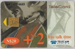 PHONE CARD-NAMIBIA (E47.31.8 - Namibie